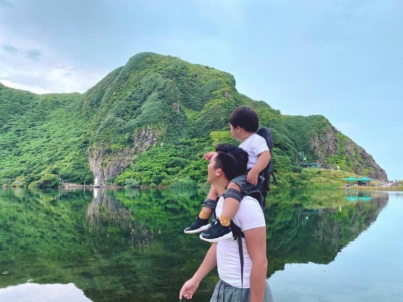 絕美龜山島一探究竟!觀賞飛旋海豚,tiffany藍牛奶湖,閃亮程度媲美帛琉。