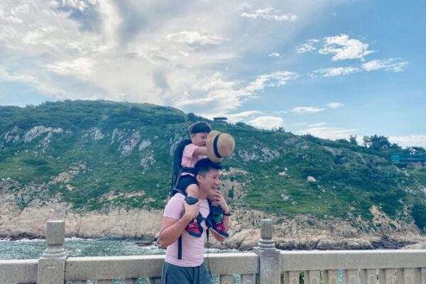 CNN列為「世界15大必看」!在傳統與時尚間穿越東莒島,漫遊賞藍眼淚真的太美!