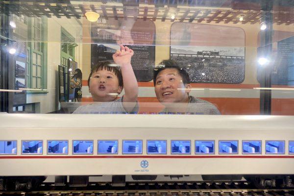 千百種火車模型跟實體莒光號都在這!2020開幕臺博館鐵道部園區,完整重現台灣鐵道百年記憶。