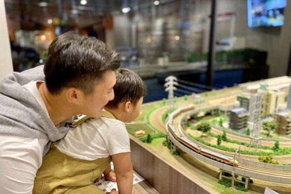 絕不容錯過的鐵道模型運轉所,各種限量版火車都在這,原來陞暉恰這麼好玩!