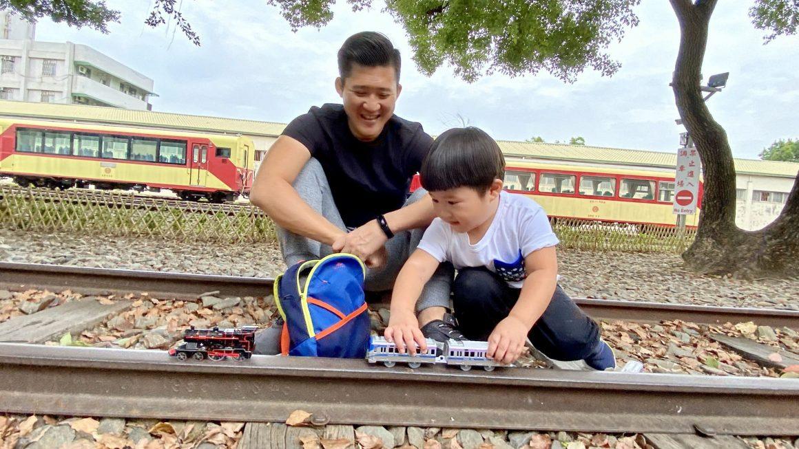 一網打盡所有阿里山小火車!各式蒸汽火車、中興號、車庫、維修工廠全都在嘉義車庫園區。火車迷必來。